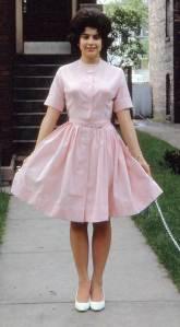 1963-fran-at-8th-grade-graduation
