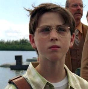 Young Ben Linus—already creepy