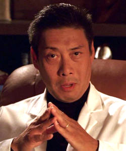 Dr. Pierre Chang