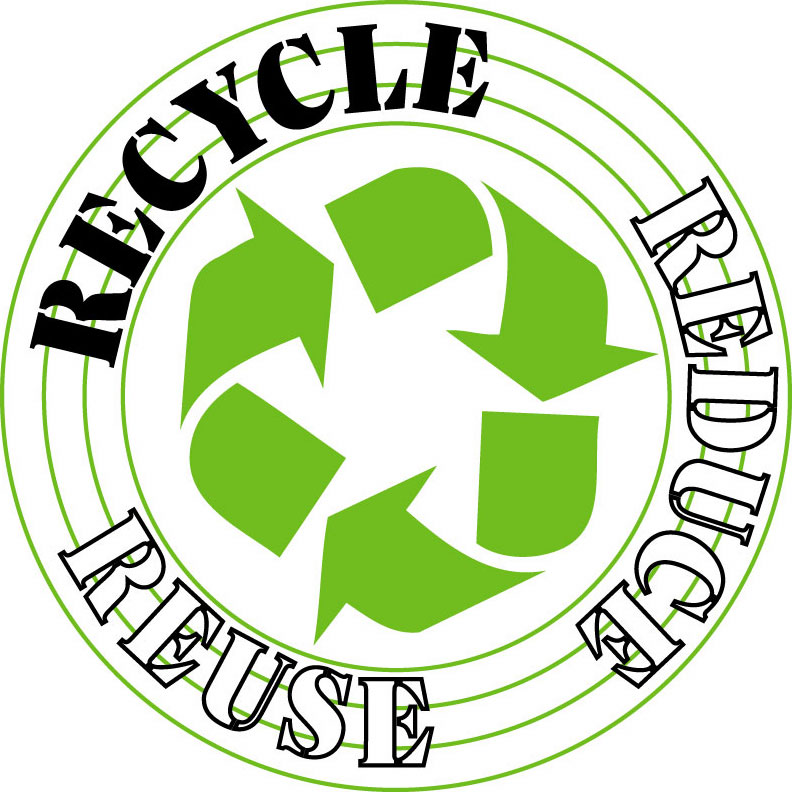 Cool Recycle Logo Trilateral Commission Meeting