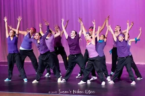 Sophomore dance