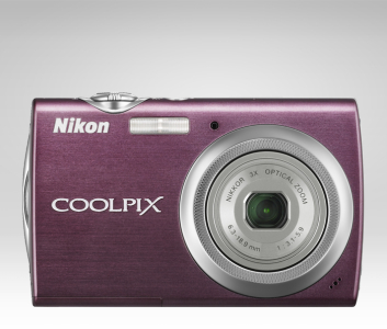 Nikon Coolpix S230 point and shoot