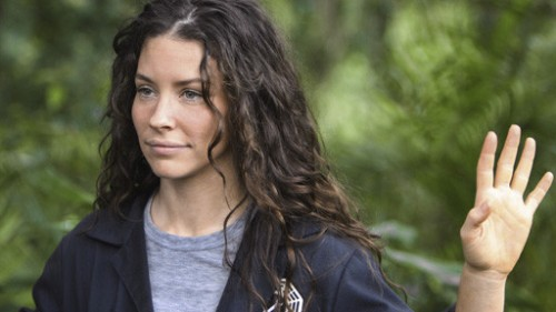 Kate Austen: Talk to the hand, Jack.