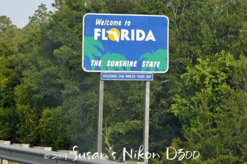 """Finally, Florida! #1 said he thought the state's motto was """"Home to Old People."""""""