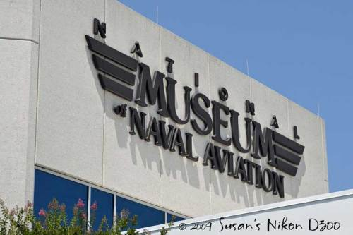 The National Museum of Naval Aviation