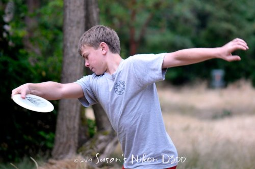 Is that a discus or a disc?