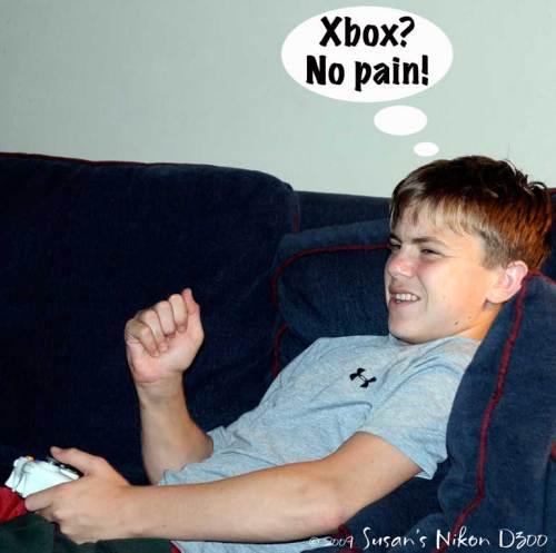 #2 scored the Xbox!