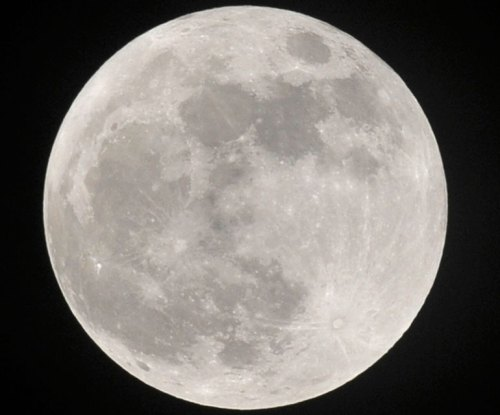 It's a bird . . . it's a plane . . . it's the super moon!