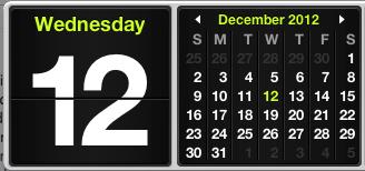 Gotta love 12/12/12!