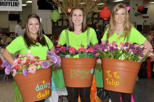 Katherine, Kristen, and Brittany are coming up roses!