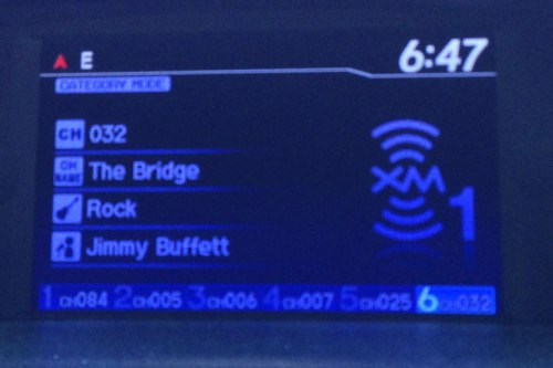 Love that Sirius XM!