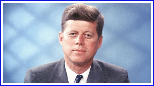 The 35th president