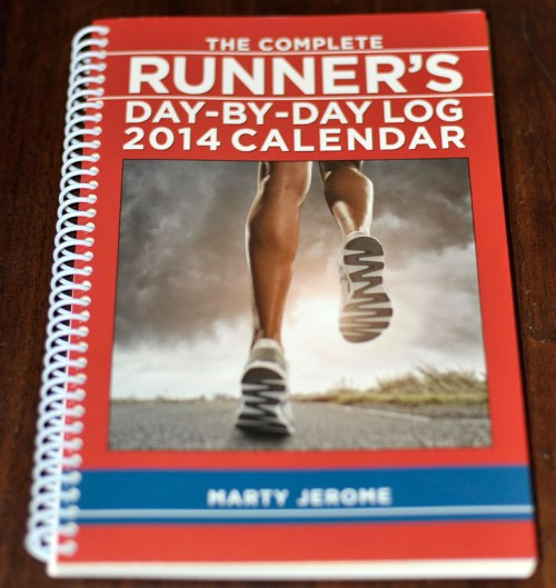 My new running log