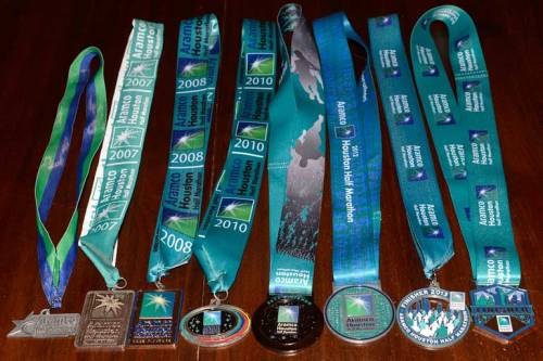 Medals weren't given out for the first three races, which weren't sponsored by Aramco.